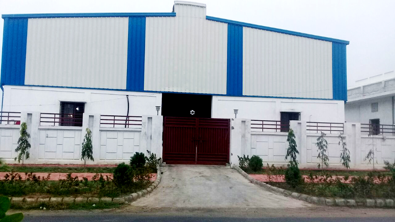 manufacturing plant of bansal polyplast at haridwar